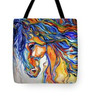 Stallion Southwest By M Baldwin Tote Bag