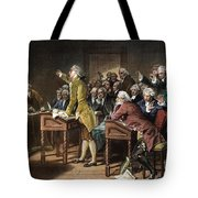 Stamp Act: Patrick Henry Tote Bag