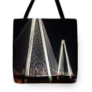 Stan Musial Veterans Bridge Tote Bag