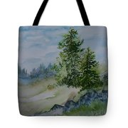 Stand By Me Little One Tote Bag