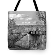 Stand By Me - Paint Bw Tote Bag