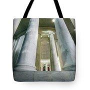 Stand Like A Rock Tote Bag