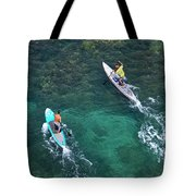 Stand Up Paddlers II Tote Bag