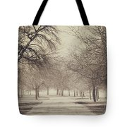 Stand Where I Stood Tote Bag