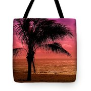 Standing - Jersey Shore Tote Bag