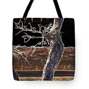 Standing Alone Tote Bag by Savannah Fonner