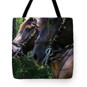 Standing Around Tote Bag