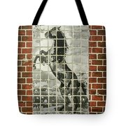 Standing Horse Tote Bag