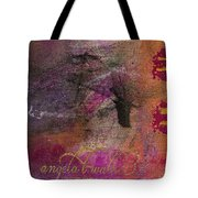Standing In The Wind Tote Bag
