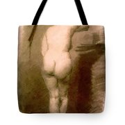 Standing Nude 1876 Tote Bag