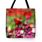 Standing Out Above The Crowd Tote Bag