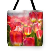 Standing Out In The Crowd Tote Bag