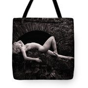 Standing Out In The Dark. Tote Bag