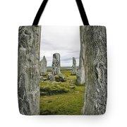 Standing Stones Tote Bag