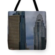Standing Tall , No Plans Of Falls  Tote Bag
