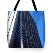 Standing Tall Chicago Tote Bag