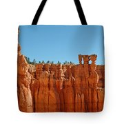 Standing Tall In Bryce Canyon Tote Bag