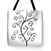 Standing Tall - Inverted  Tote Bag