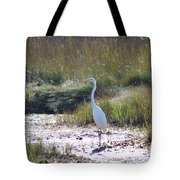 Standing There Tote Bag