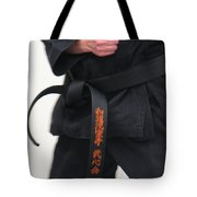 Stands With Fist Tote Bag