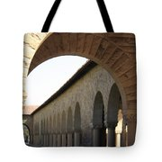 Stanford Memorial Court Arches I Tote Bag