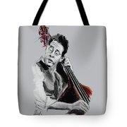 Stanley Clarke Tote Bag by Melanie D