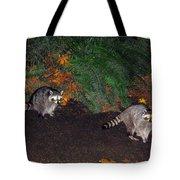 Stanley Park Rascals Tote Bag