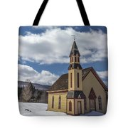 Stannard Church Tote Bag