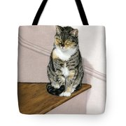 Stanzie Cat Tote Bag
