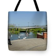 Stapenhill Gardens - A New Look Tote Bag
