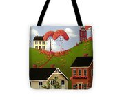 Staplehill  Tote Bag by Catherine Holman