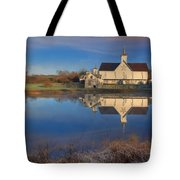 Star Barn Sunrise Tote Bag