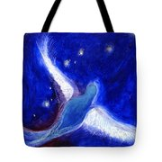 Star Bird Tote Bag