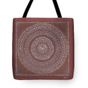 Star Blossom Tote Bag