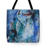 Star Dancer Tote Bag
