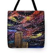 Star Dancing Tote Bag