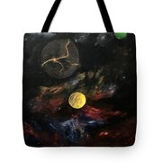 Star Dust Tote Bag