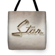 Star Emblem Tote Bag