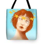 Star Eyed Tote Bag