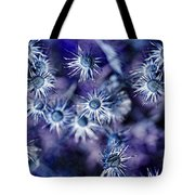 Star Flowers Tote Bag