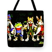 Star Fox Zero Tote Bag