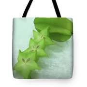 Star Fruit Is Content Of Vitamin A And C Tote Bag