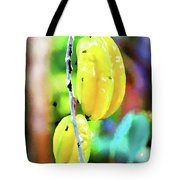 Star Fruit  Tote Bag