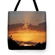 Star Glow Tote Bag