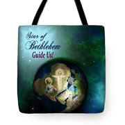 Star Of Bethlehem Tote Bag
