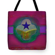 Star Of Venice Tote Bag