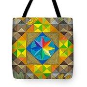 Star Series Four Tote Bag