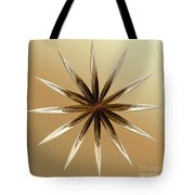 Star Tan Tote Bag