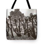 Star Trek Joshua Trees Tote Bag