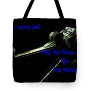 Star Wars Birthday Card 7 Tote Bag